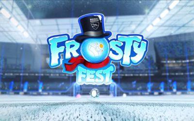 """Rocket League: Winter-Event """"Frosty Fest 2018"""" offiziell gestartet"""